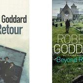 Robert Goddard : Le retour (Sonatine Éd., 2014) - Coup de cœur - - Le blog de Claude LE NOCHER