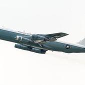 Un avion américain spécialisé dans la recherche de particules radioactives repéré au-dessus de la Baltique