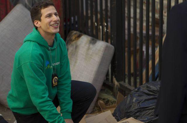 Critiques Séries : Brooklyn Nine-Nine. Saison 3. Episodes 7 et 8.