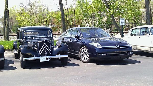 CITROENISTS OF MICHIGAN SPRING GATHERING