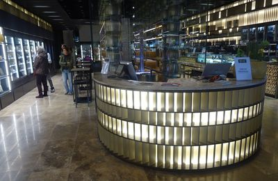 Retail Playlist Fico Eataly World (3) : une profusion de 40 restaurants