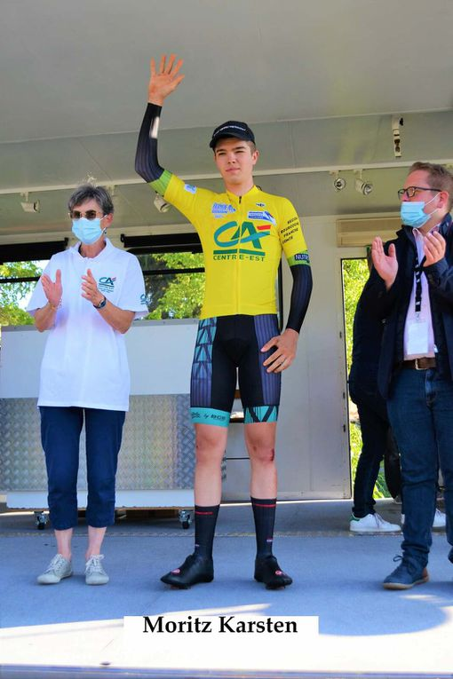 Darren Rafferty (Team 31 Jolly Cycles U19) a remporté, la troisième étape de la Ronde Sud Bourgogne (Fédérale Juniors), un contre-la-montre individuel disputé autour de Sanvignes-les-Mines (Saône-et-Loire) - Daniel MORLEVAT - Actualité - DirectVelo