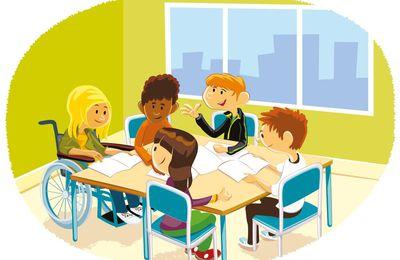 Vers une école inclusive !!!