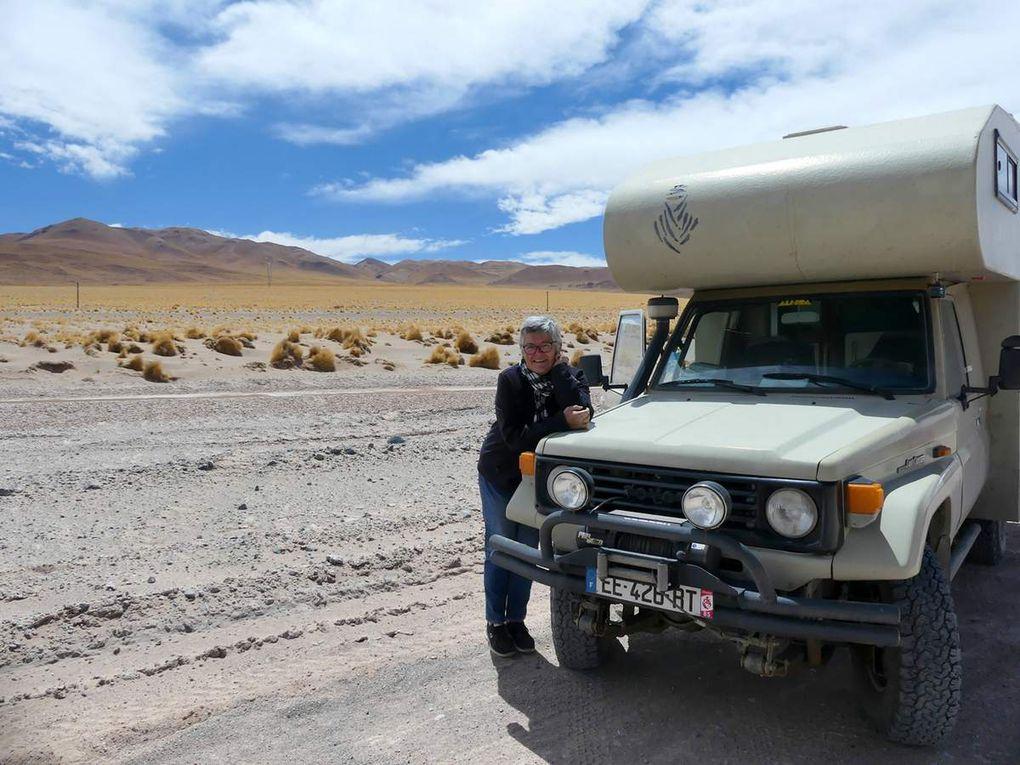 Le Jujuy et la puna : fin du voyage argentin …