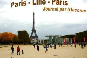 521 - Paris - Lille - Paris : journal par (r)accroc (1)