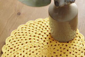 """Crochet : Patrons & modèles gratuits 37 """"Napperons au crochet"""""""