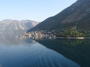 MONTENEGRO : les bouches de KOTOR ou le fjord de l'Adriatique
