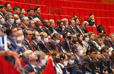 13e Congrès national du Parti : Message de félicitations du Parti populaire révolutionnaire lao