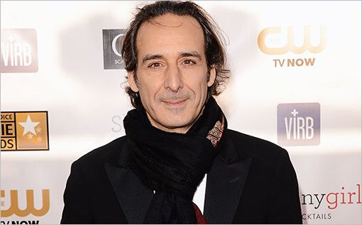 Alexandre Desplats ou Le Summum De la musique de films Français