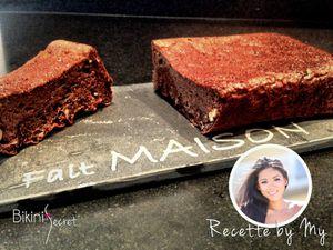 """Recette """"Gâteau Protéiné Chocolat aux Noix Sans Gluten"""""""