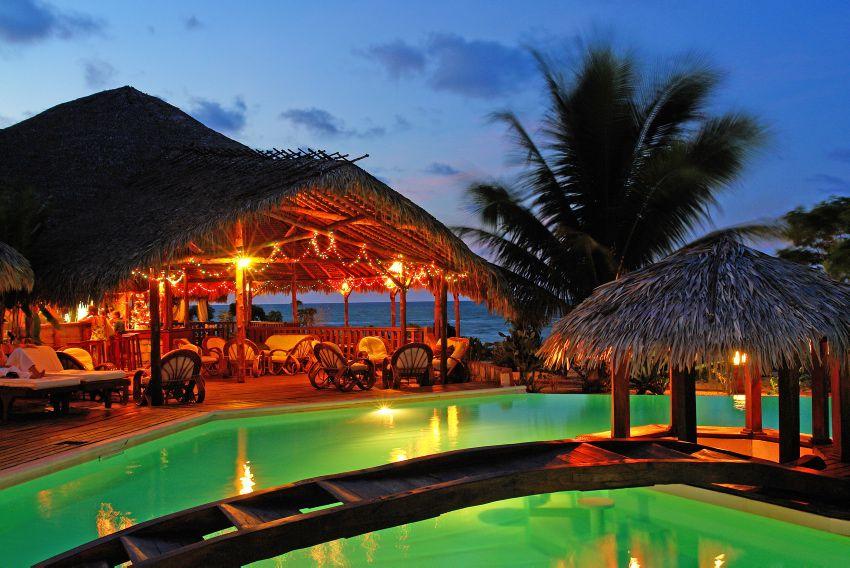 region de Majunga, Antsanitia resort