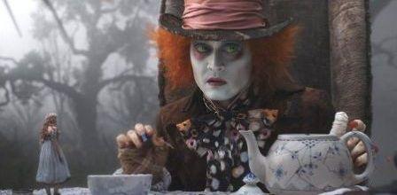 Alice au pays des merveilles - de Tim Burton