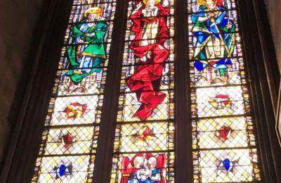 Intérieur cathédrale Rouen