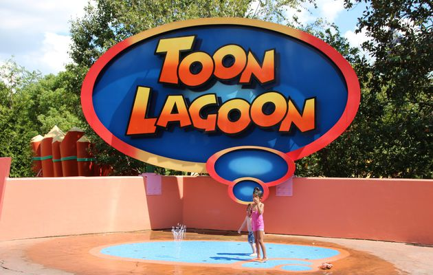 Toon Lagoon : Universal's Islands of Adventure