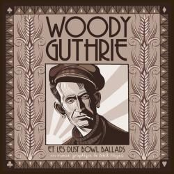 Woody Guthrie de Nick Hayes chez Marabout.
