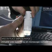 MICROSCOPE USB 250X AVEC CAMERA HD - [PEARLTV.FR]