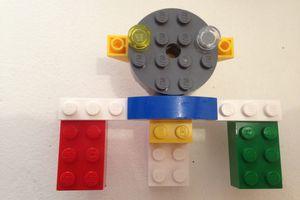 Lego constructions libres: inspiration