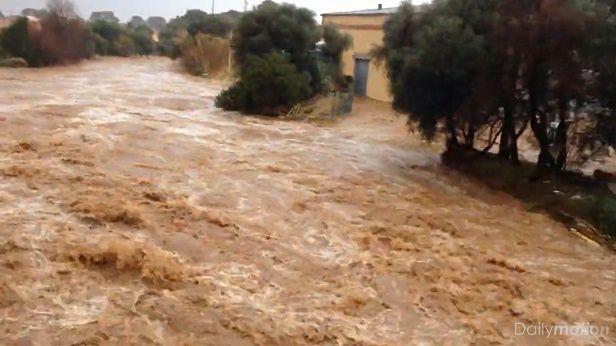 Inondations dans le Var : une récurrence insupportable !!