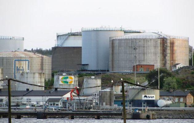Un nouveau terminal d'hydrocarbures de 200 millions d'euros pour le port du Havre