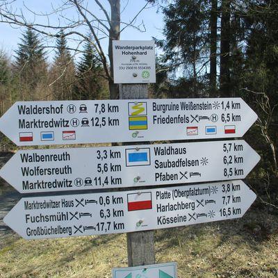 Unterwegs am Goldsteig-Fernwanderweg