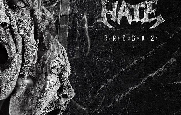 HATE: Erebos (2010) Death-Metal