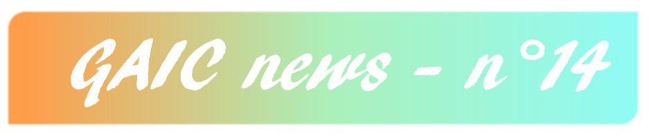 NewsLetter n°14