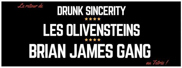 """brian james gang, une des légendes du punk anglais membre fondateur """"the damned"""" et """"the lords of the new-church"""""""