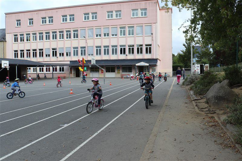 Le vélo, c'est reparti