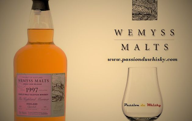 Clynelish 1997 by Wemyss