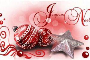 L'ASPTT Athlé vous souhaite Joyeux Noël !