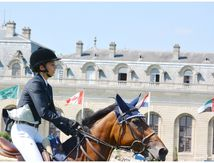 Global Champions Tour of Chantilly : the end