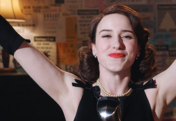 Critiques Séries : The Marvelous Mrs. Maisel. Saison 1. Episode 8.