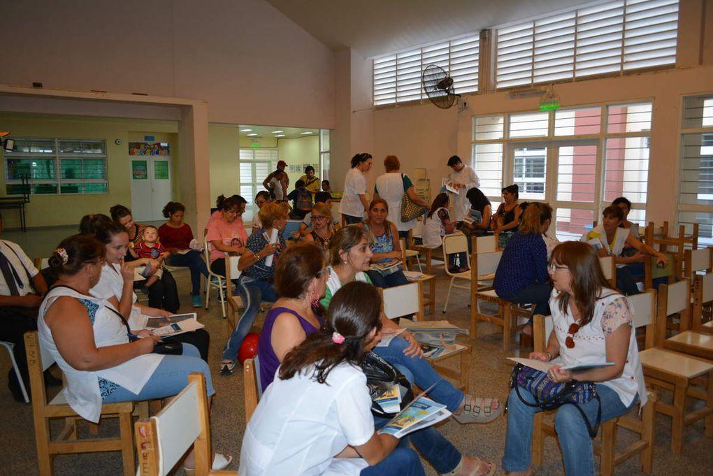 Lanzamiento del Proyecto Jóvenes Promotores del Pro-Huerta Chaco 2° Edición en Las Breñas
