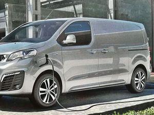 La voiture actuelle et celle envisagée au futur se doit d'être branchée... l'électrique c'est dans le vent et dans le van aussi ...