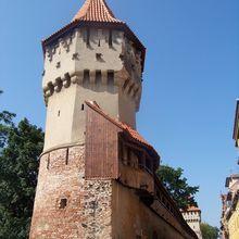 Roumanie : Sibiu ou Hermannstadt la saxonne ?