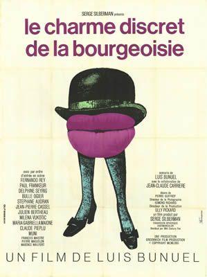 Le Charme discret de la bourgeoisie de Luis Buñuel