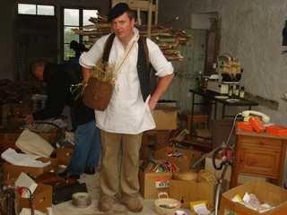 Le grenier Ruaudais Antiquités brocante Florent Bigoni ruaux 88370