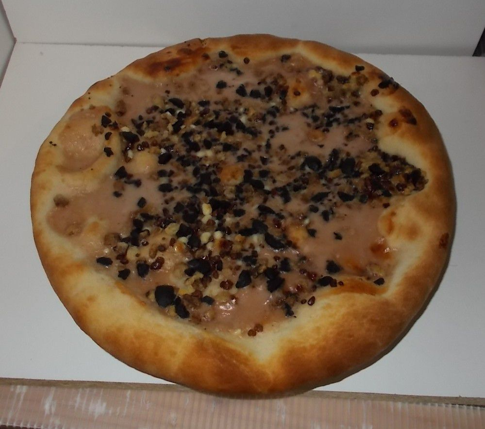 Lidl McEnnedy Pizza Chocolate Cookie