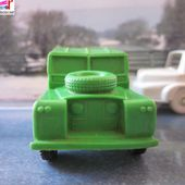 LAND ROVER 1/43 VINYL LINE GERMANY - MINIATURE PLASTIQUE - car-collector.net