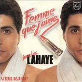 Jean Luc Lahaye - Femme Que J'aime