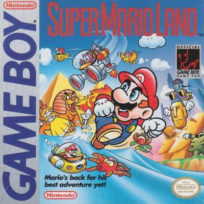 [Retro] Super Mario Land - Game Boy