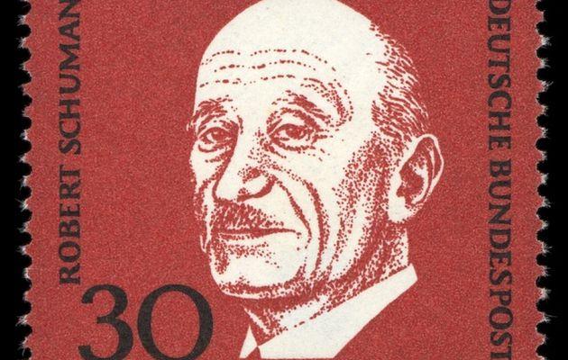 Le texte fondateur de la construction européenne : la déclaration du 9 mai 1950 de Robert Schumann