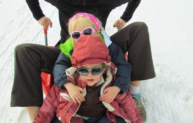 Luge, escalade et via ferrata pour enfants - 21 et 22 avril 2012