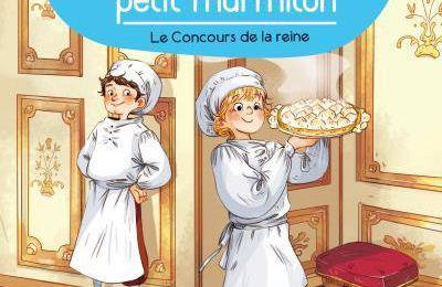 Jean petit marmiton : le concours de la reine – Annie Jay ; Ariane Delrieu