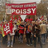 CGT PSA Poissy : appel à la grève pour l'augmentation des salaires le samedi 17 novembre