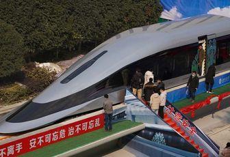 Le Transrapid de Shanghai