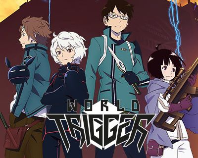 World Trigger : Saison 1 : partie 3