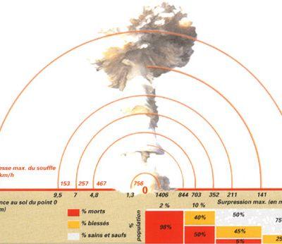 CHAPITRE 23 / LA SURVIE DANS LES SITUATIONS DE DANGER TECHNOLOGIQUE / section 1 nucleaire