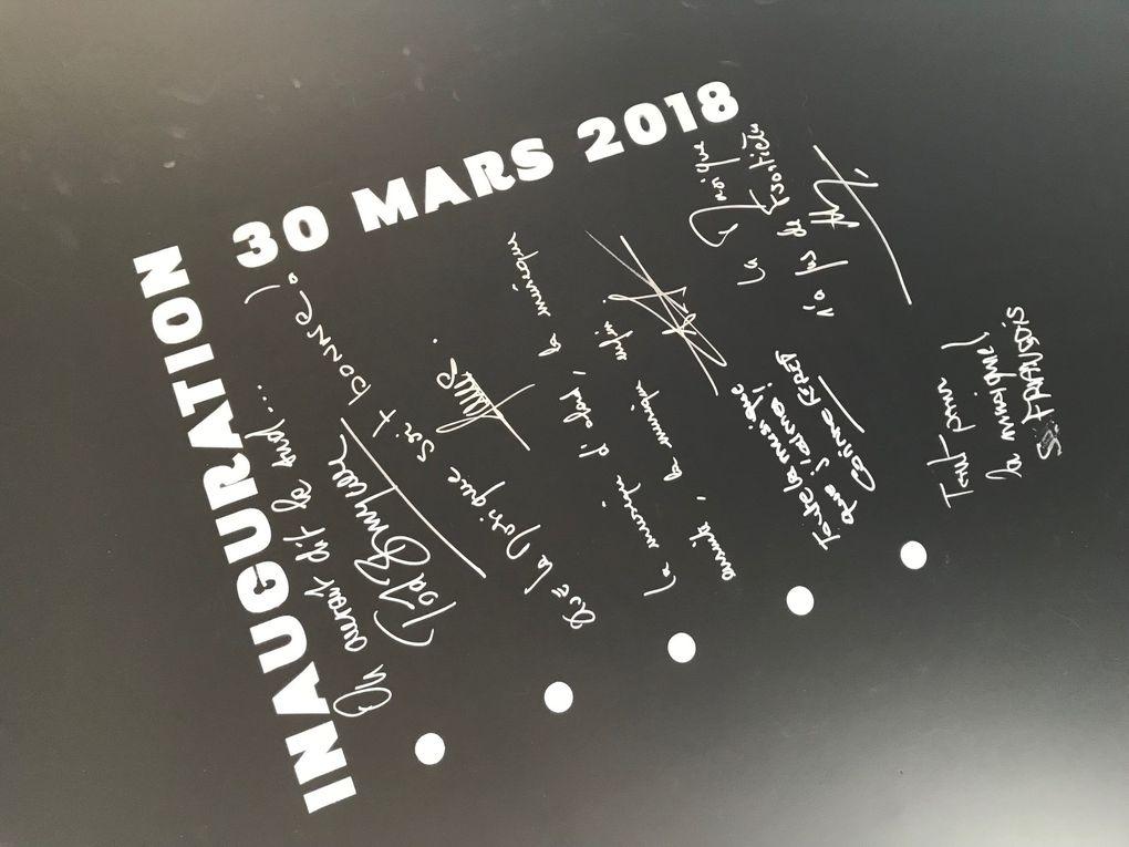 Tous les acteurs de ce grand projet culturel se sont réunis vendredi 30 mars 2018 à l'école de musique, Musique en Plaine, à Bourguébus, pour célébrer l'inauguration du lieu.