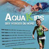 AQUAKIDS des VOSGES du NORD 2018 - Tri Club Vosges Du Nord